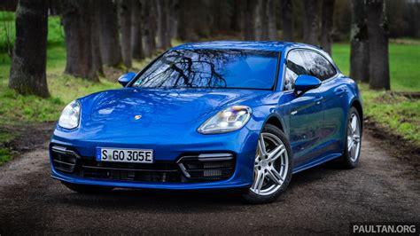 Porsche Panamera Ps by Driven Porsche Panamera 4 E Hybrid Sport Turismo 462 Ps