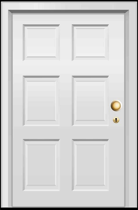 black and white door clipart www pixshark images galleries with a bite