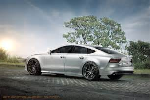 Audi Sc Audi S7 On Stance Sc 1 Photos Media Stance Wheels