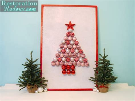 paper christmas tree bulletin board ornament tree