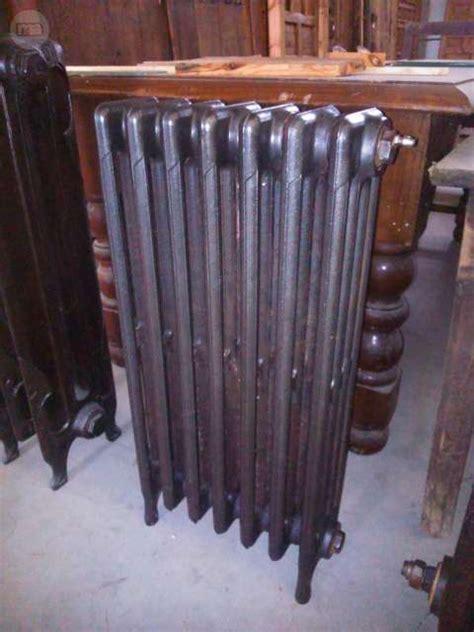 radiadores hierro fundido antiguos mil anuncios radiadores antiguos de hierro fundido