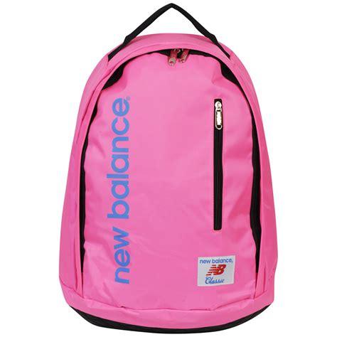 Bag Fashion S744 Pink new balance naos backpack bright pink black mens accessories thehut
