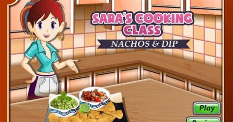 permainan membuat kentang goreng permainan memasak asik membuat nachos