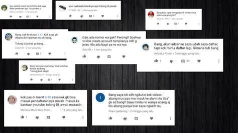 Cara Membuat Youtube Adsense | cara membuat google adsense diterima youtube