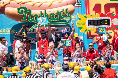 2016 nathan s contest competitive and photography