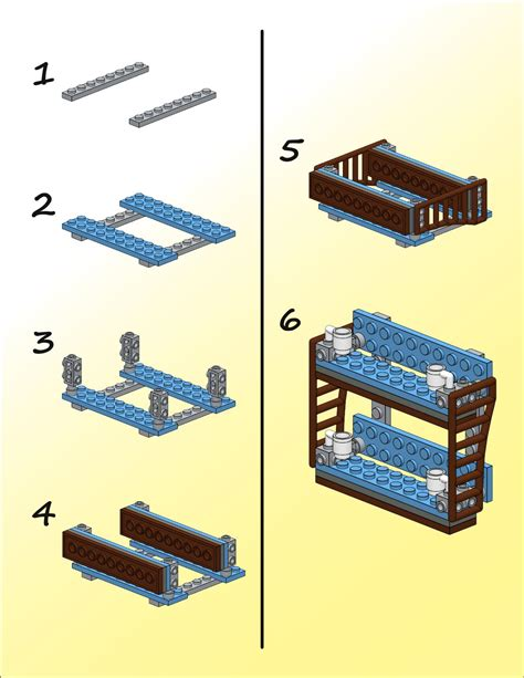 double decker couch instructions lego double decker couch instructions www imgkid com