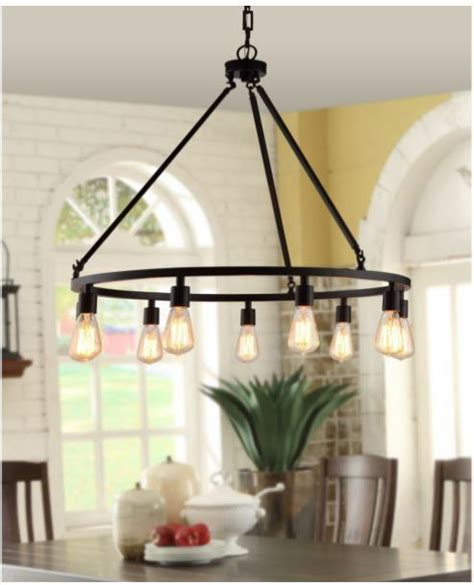 farmhouse ceiling lights the intended for aspiration style hanging lisacintosh edison light fixture rustic chandelier farmhouse candelabra kitchen lighting new ebay