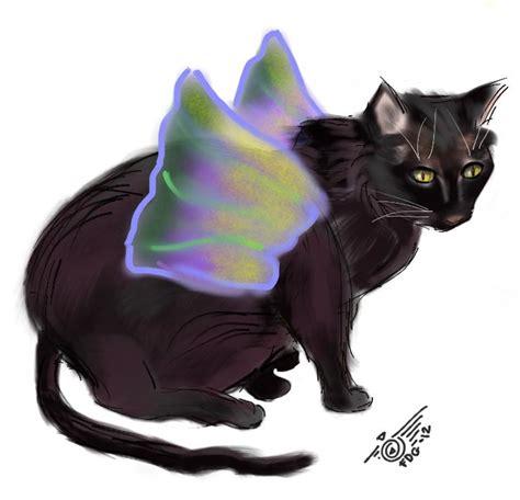 magic cat god depression a magic cat outlaw bunny