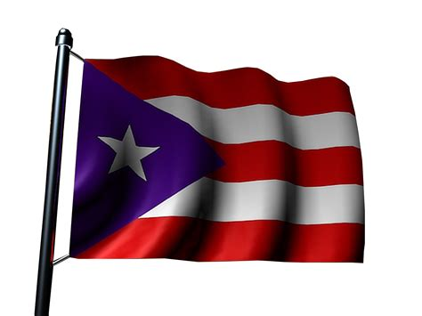 Puerto Rico Flag   Download HD Wallpapers