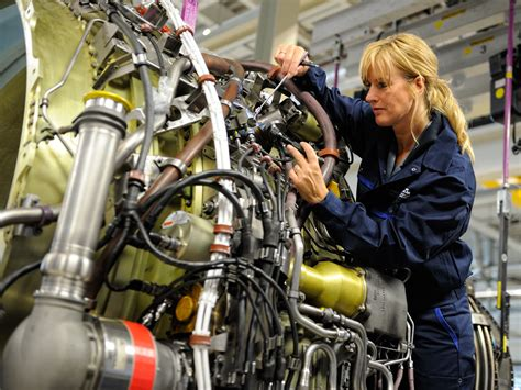 Turbine Engine Mechanic by Jet Engine Maintenance This Is How We Do It Klm