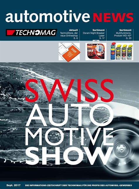 Motorrad News Ausgabe 9 2017 by Automotive News Technomag