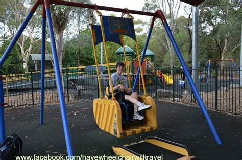 liberty swing accessible and inclusive playgrounds have wheelchair