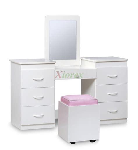 cheap white vanity