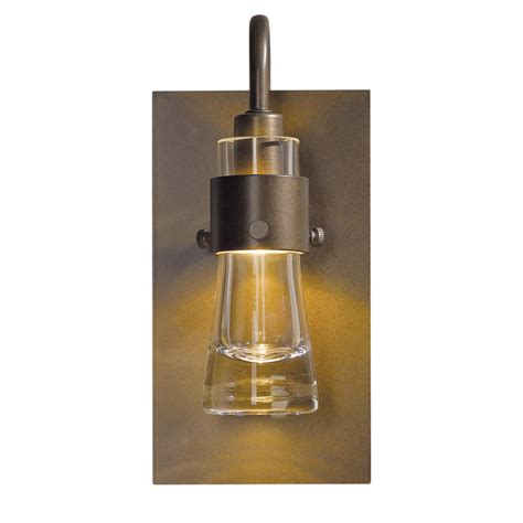 Wall Sconces Buy The Erlenmeyer Ada Wall Sconce By Hubbardton Forge
