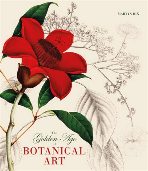 libro the art of botanical the golden age of botanical art by martyn rix hardcover barnes noble 174