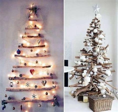 nuevo 225 rbol de navidad natural artesanal reciclado
