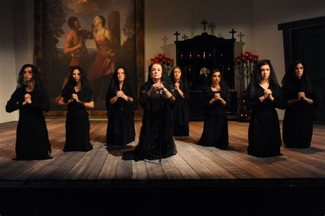 the house of bernarda more photos from the house of bernarda alba florida theater on stage