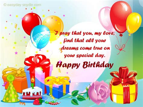 birthday wishes for your boyfriend the sweetest birthday message for your boyfriend