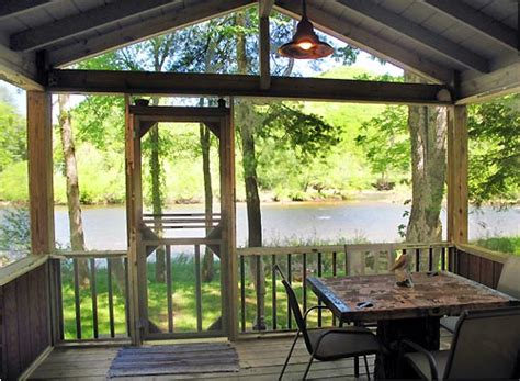 Greenbrier River Cabins by River Shoals Cabin