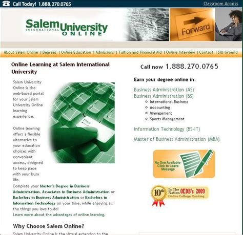 Salem State Mba Curriculum by Salem Degrees Reviews Tuition