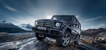 What Country Is Mercedes From Mercedes G Class Cross Country Vehicle