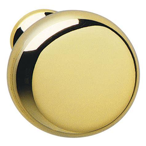cabinet knob polished brass in cabinet hardware