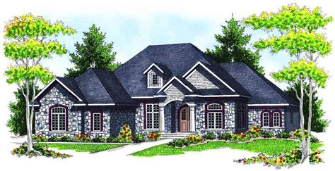 french country ranch house plans french country ranch house plans for narrow lots house
