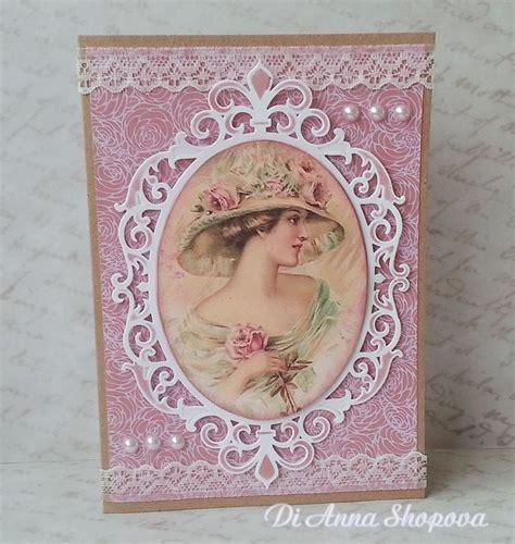 253 best my cards images on shabby chic cards