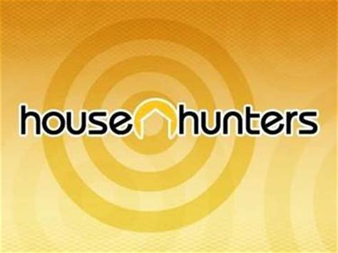 how to get on house hunters house hunters logo hooked on houses