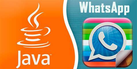 tutorial whatsapp java baixar whatsapp para celular java
