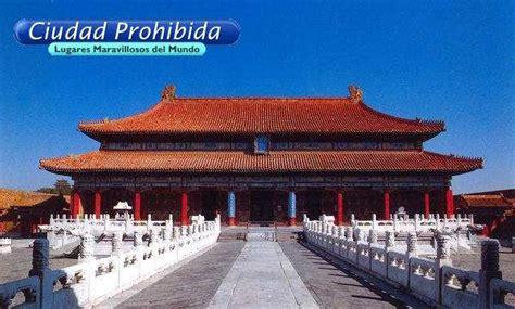ciudad prohibida o ciudad perdida historia china ruta de