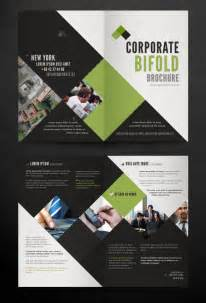 two fold brochure template free brochure templates free psd file best agenda