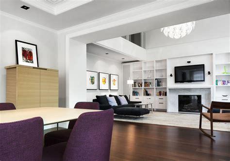 arredamento stanza come arredare una stanza irregolare idee mobili