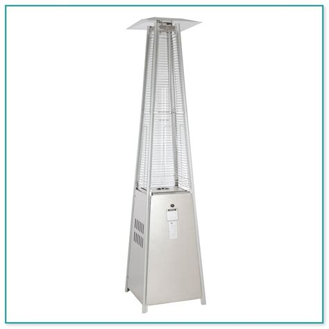 patio heaters lowes gas patio heater lowes