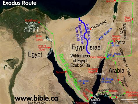 along with the gods us showing map of moses journey google search bible study
