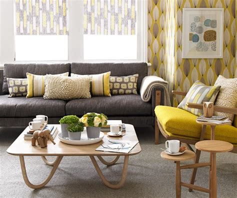 mustard living room bright home mustard yellow senf žuta