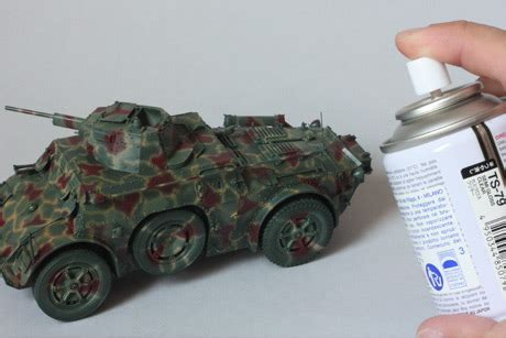 Murah Tamiya Enamel Xf59 how make a complex camouflage on vehicles