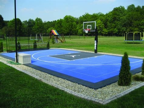 basketball court in backyard cost best 25 basketball court ideas on pinterest basketball