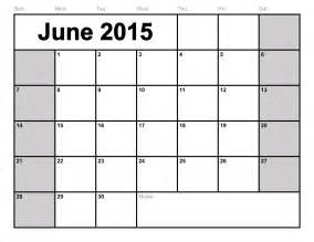 Picture Calendar Template 2015 by Printable Blank Calendar Template 2015 Breeds Picture