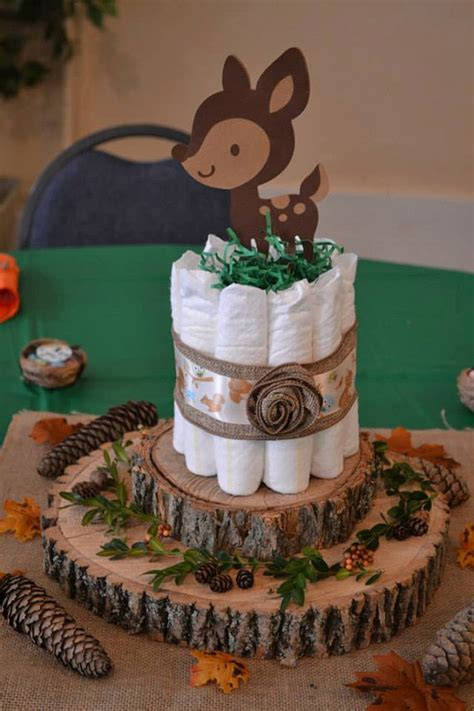 woodland baby shower decoration 5 woodland animal