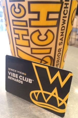 Which Wich Gift Card - which wich gift card lamoureph blog