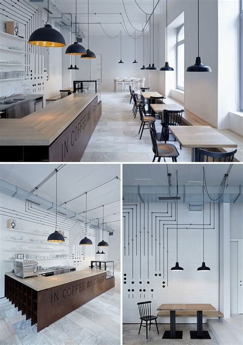 Interior Designed Kitchens by 14 Creatively Designed European Cafes That Will Make You