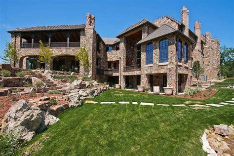 a scottish castle estate in cherry colorado