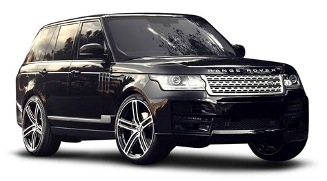 range rover png black range rover piano car png image pngpix