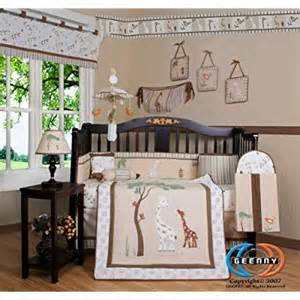 Baby Bedding Giraffe Boutique Beautiful Giraffe Loving Family