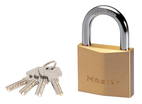 Gembok Solid 60mm jual master lock reinforced security 2960d murah