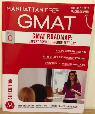 Mba Expert Advice by Review Mgmat S Gmat Roadmap Expert Advice Through Test Day