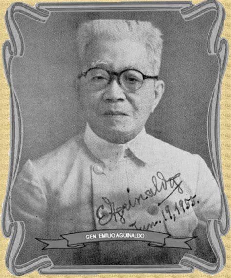 biography of emilio aguinaldo emilio aguinaldo islas filipinas ancient spanish