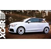 Audi A1 Quattro The S1s Super Rare Predecessor  XCAR