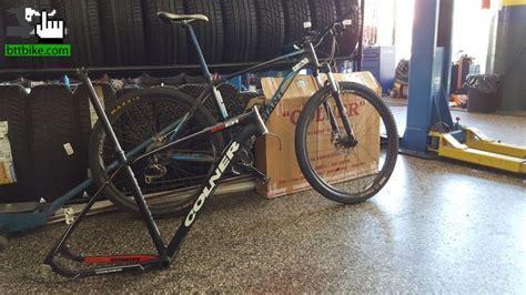 vendo cuadro mtb vendo cuadro colner 29er usada bicicleta en venta btt